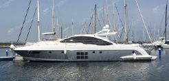 2013 Azimut 62 S Italia