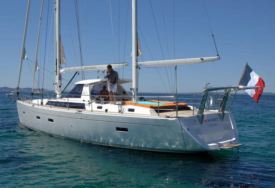 2011 Amel 55 Sail Boat For Sale - www yachtworld com