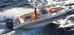 2010 Sessa Marine KEY LARGO 26