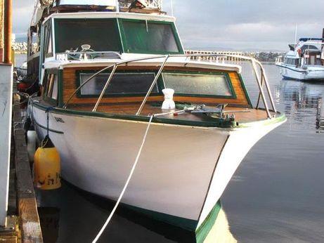 1962 Monk Trawler