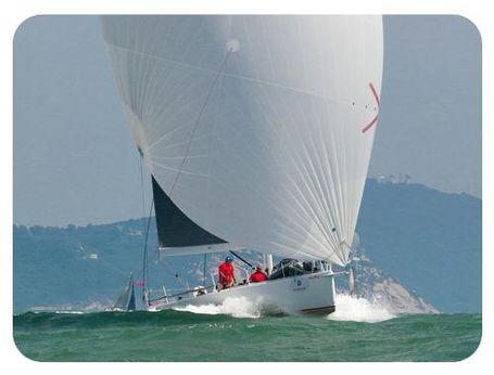 2016 Hh 42 Performance Racing Yacht