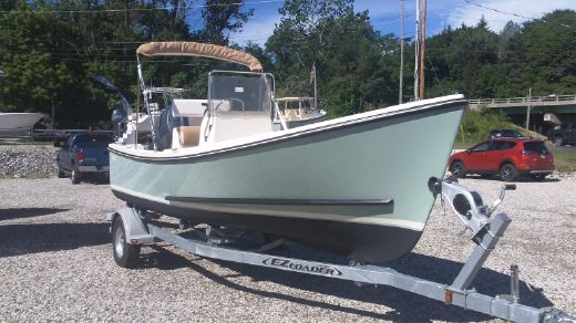 2017 Eastern Boats 200 Center Console