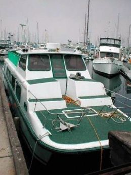 1969 Carri-Craft Power Catamaran