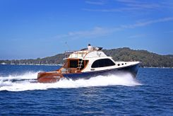2004 Palm Beach Motor Yachts Flybridge 50