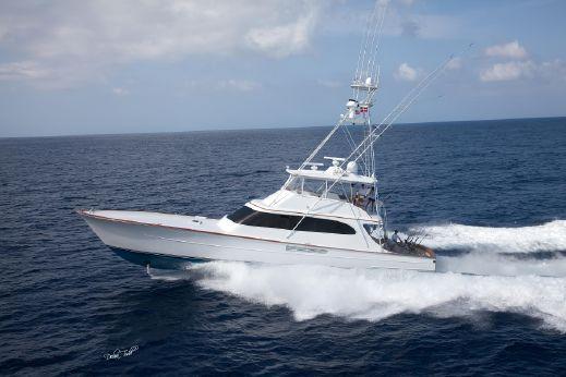 2007 Merritt Custom 72' Sportfish