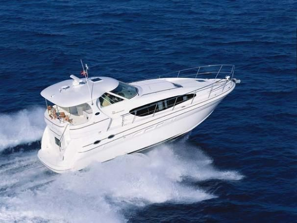 2005 sea ray 390 motor yacht power boat for sale www for Sea ray boat motors