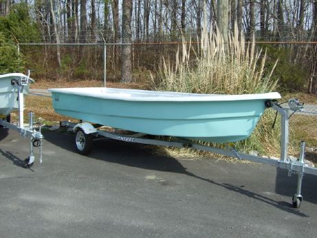 2009 Fishbone Skiff 160