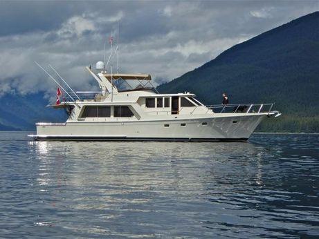 1997 Offshore 58 Pilot House