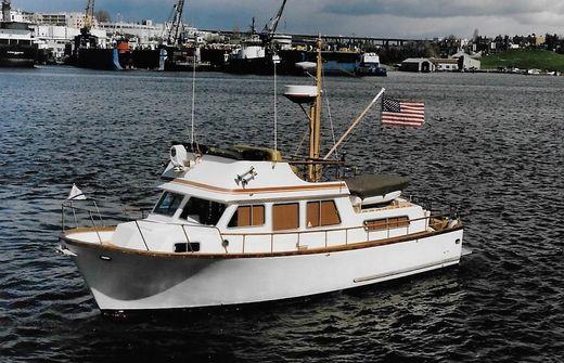 1973 Rawson 38 Trawler