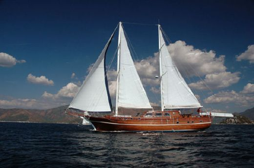 2006 Custom Build Gulet / Ketch