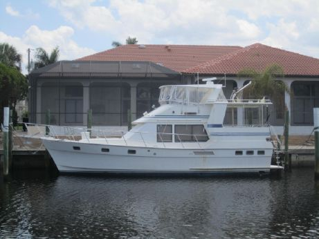 1988 Golden Star 42 Sundeck MY