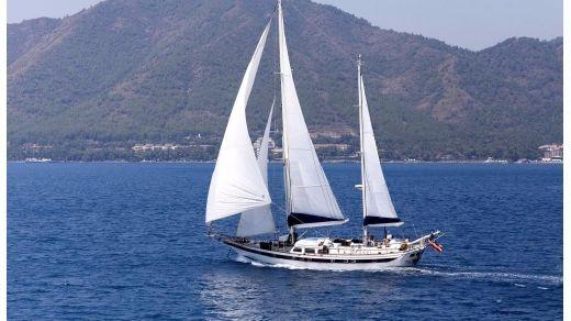 1992 Scorpio 72 Sailing Yacht