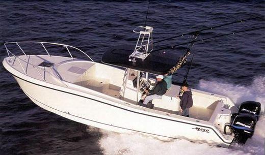 2002 Mako 314 Cuddy