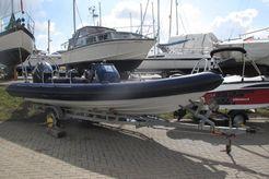 2003 Solent Rib 650