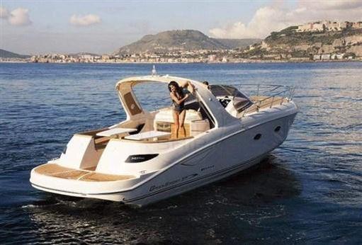 2011 Mano Marine Mano Marine 37 Gran Sport