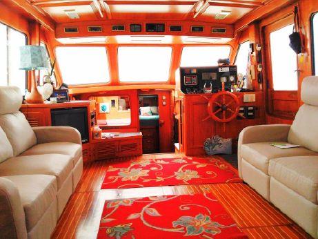 1987 Spindrift Aft Cockpit Motor Yacht