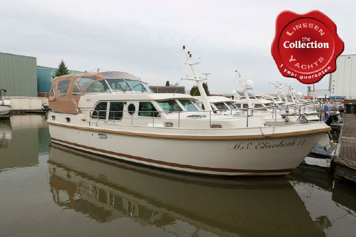 2010 Linssen Grand Sturdy 43.9AC