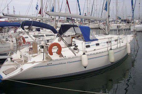 1995 Dromor Athena 44