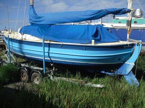 1989 Drascombe Peterboat 6m