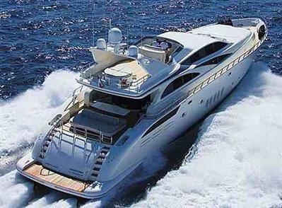 2005 Leopard 32 concept