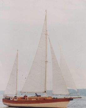 1994 Brewer 42 Ketch