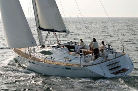 2005 Jeanneau 54 DS