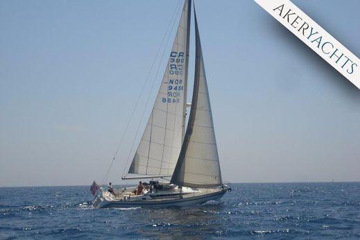 1999 Cr Yachts 390