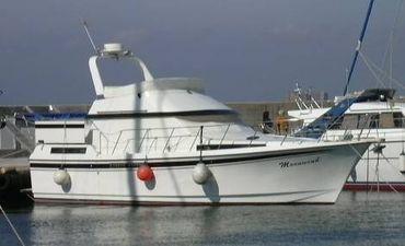1988 Edership Motor Yacht 40