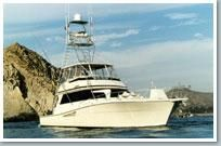 1989 Viking Yachts 57 Convertible