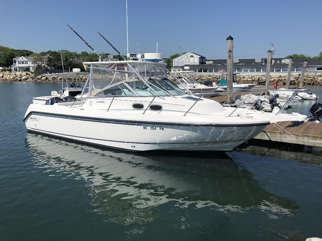 2000 boston whaler 28 conquest power boat for sale www yachtworld com rh yachtworld com
