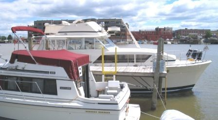1978 Chris Craft 410 Commander MY
