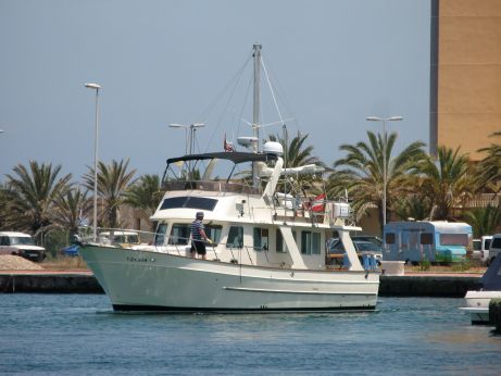 2007 Trawler Yacht Explorer Sedan 40
