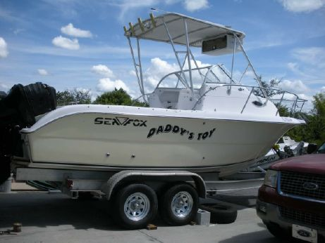 2005 Sea Fox 230 Walk Around