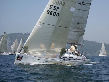 2010 Dufour 40 E