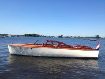 1938 Classic Motorboat 1938