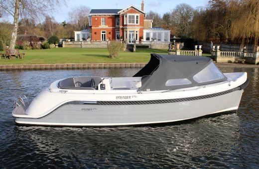 2015 Interboat Intender 640