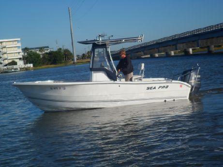 2005 Sea Pro 206CC