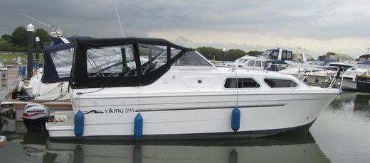 2016 Viking 295