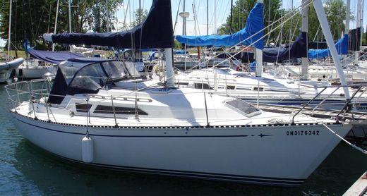 1990 C&C Yachts C&C 30 Mk II