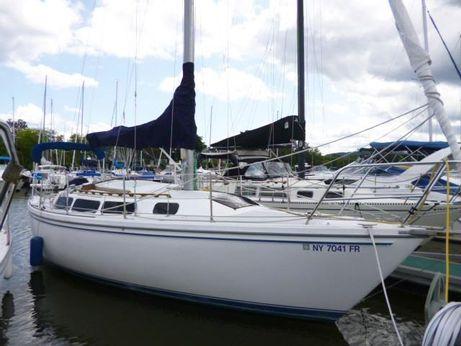 1982 Catalina 30 Tall Rig