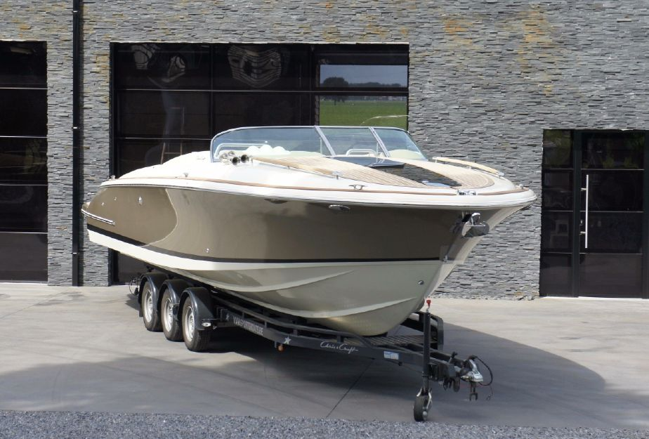 2016 chris-craft corsair 32