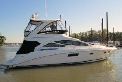 2013 Sea Ray 450 Sedan Bridge