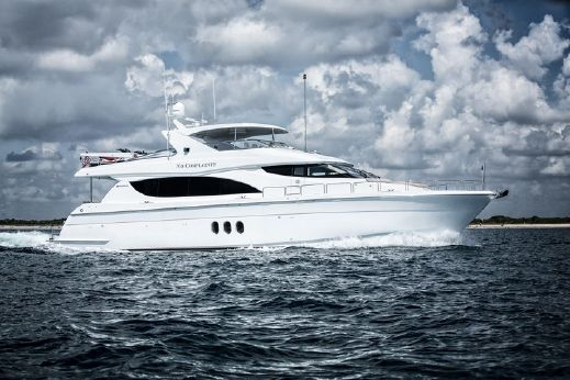 Hatteras 80 Motor Yacht Boats For Sale Yachtworld