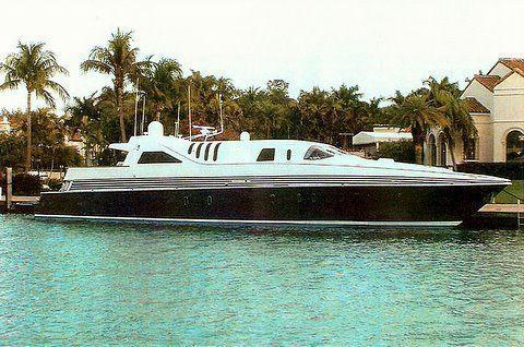 1992 Tempest 88 Sport Cruiser