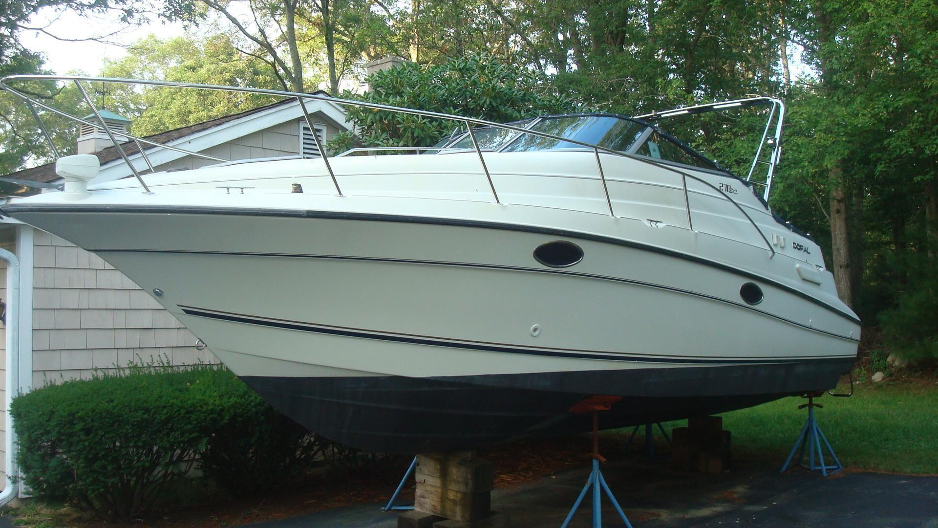 1996 doral 270 sc power boat for sale for Boat motors for sale in sc