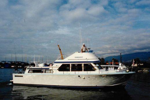 1974 Canoe Cove 41 Motor Yacht