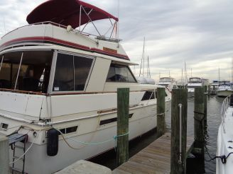 1979 Pacemaker 46 Motor Yacht