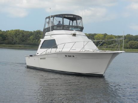 1984 Egg Harbor 41 Sport Fish