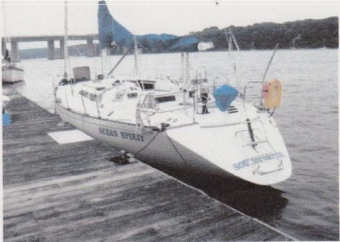 1986 C&C 44 Keel/Centerboard