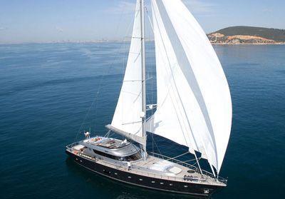 2008 Aegean Yachts